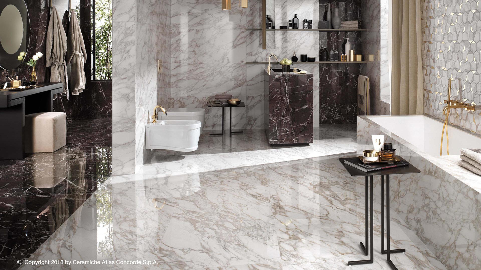 Grès porcellanato effetto marmo - Marvel Edge