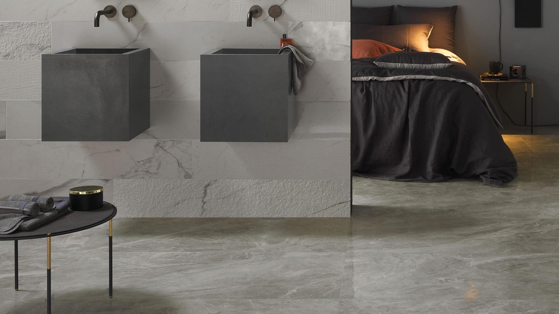Grès porcellanato effetto marmo - Marble Experience