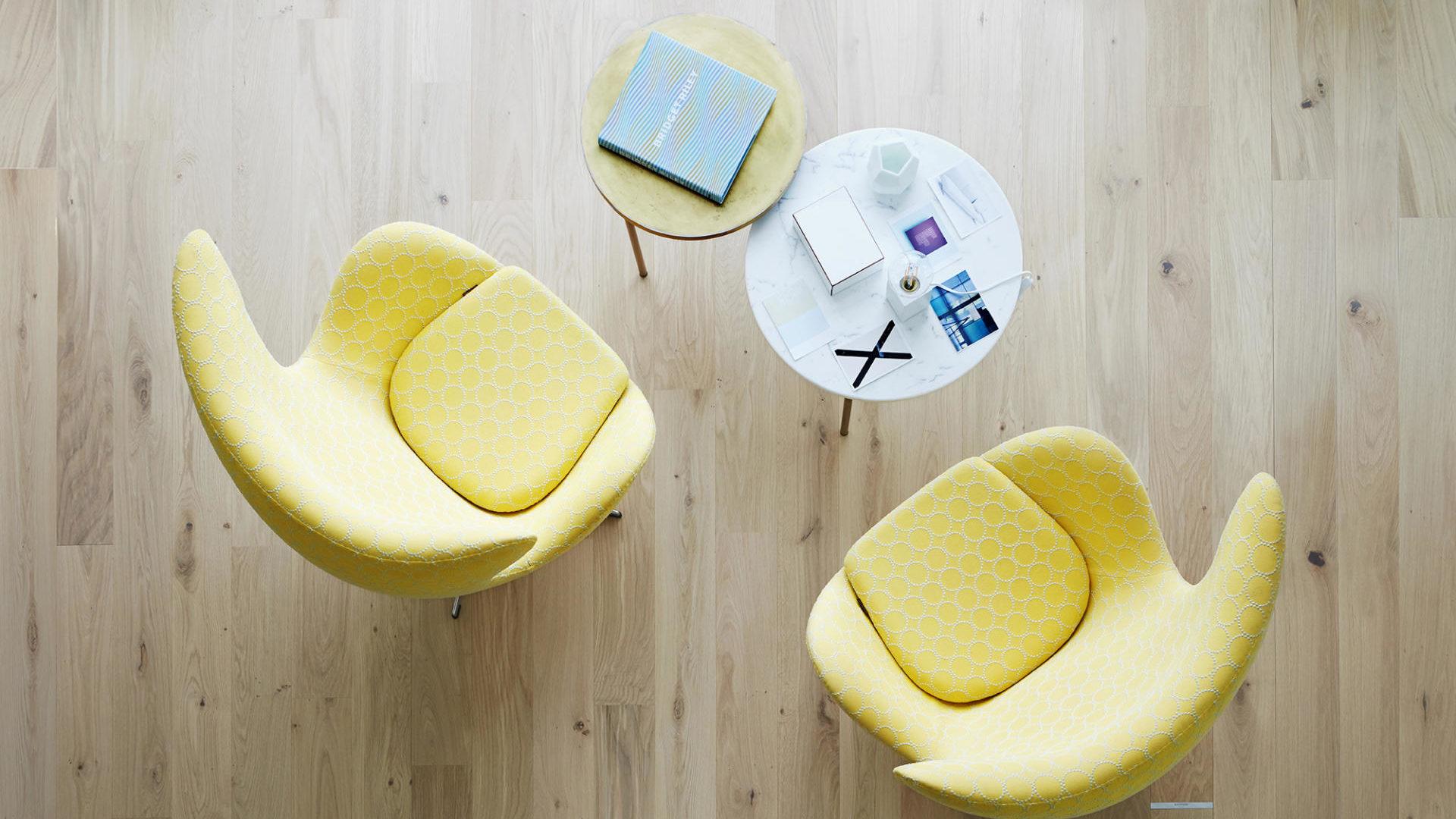 Plance color crema, scelta rustica, Studiopark